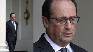 Download France's Hollande bows out of re-election Video