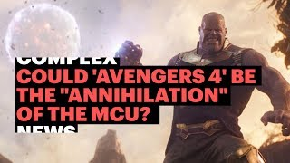 Download Could 'Avengers 4' Be The ″Annihilation″ of The MCU? Video