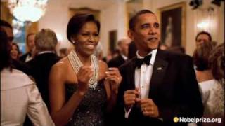 Download Nobel Peace Prize Documentary, Obama, 2009 Video