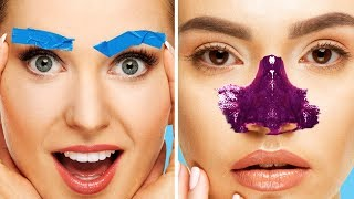 Download 42 BEAUTY HACKS THAT GO VIRAL ONLINE Video