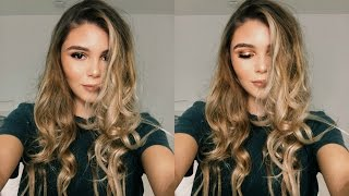 Download HOLIDAY MAKEUP TUTORIAL: GOLD SMOKEY EYE & BRONZED SKIN | Olivia Jade Video