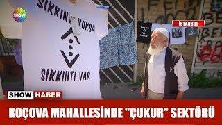 Download Koçova Mahallesinde ″Çukur″ sektörü Video