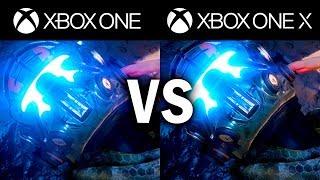 Download XBOX ONE X vs. XBOX ONE S COMPARISON [1080p Comparison] Video