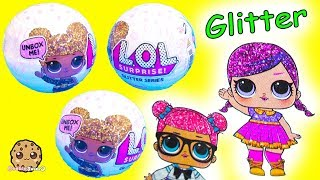 Download LOL Surprise Glitter Series Blind Bag Baby Doll Balls - Pee, Cry, Color Change or Spit ? Video