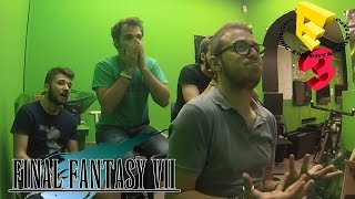 Download Final Fantasy VII Remake Reveal LIVE Reaction - E3 2015 SONY Video