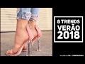 Download 8 tendências sandálias verão 2018 SICC Gramado RS Video