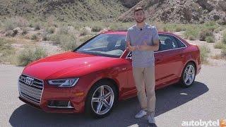 Download 2018 Audi S4 3.0T Premium Plus Test Drive Video Review Video