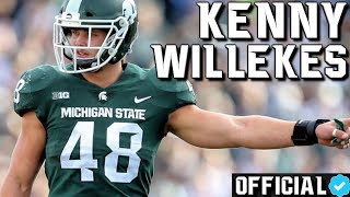 Download Walk-On to ALL-AMERICAN 🔥 Official Kenny Willekes Michigan State Highlights Video
