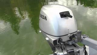 Download Honda Cold start and full throttle Video