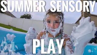 Download Shaving Cream Party For Sensory Seeking Video