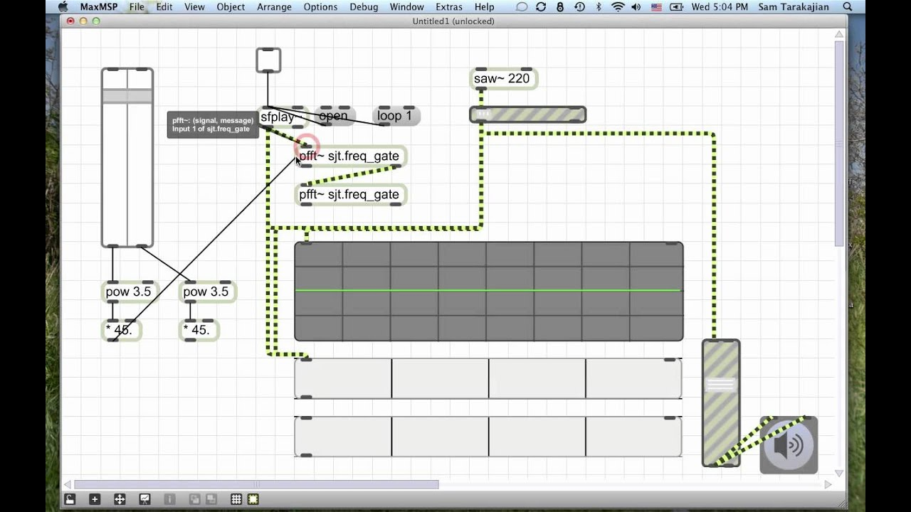 Stream delicious maxmsp tutorial 12 pfft is your friend 198115 delicious maxmsp tutorial 12 pfft is your friend baditri Gallery