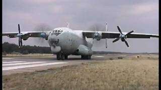 Download Sperenberg 1994, AN-22 and IL-76 Video