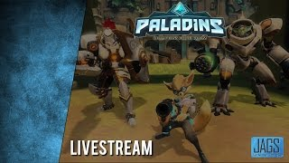Download LIVE - Paladins with the Overwatch Caster! RatZ plays Poor Man's Overwatch! Video
