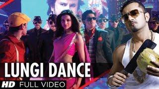 Download ″Lungi Dance Chennai Express″ New Video Feat. Honey Singh, Shahrukh Khan, Deepika Video