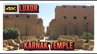 Download [4K] Luxor - Karnak Temple - Egypt - Cinematic | [UHD] [Ultra HD] [2160p] Video
