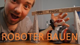 Download Mein Roboter Clementoni Ich baue einen ROBOTER WieSieht'sAus? Folge 1 Video