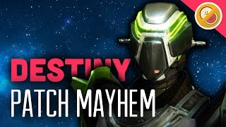 Download Destiny Patch Mayhem - The Dream Team (Funny Moments) Video