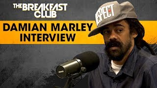 Download Damian Marley On Showing Jay-Z Around Jamaica, Investing In Dispensaries, New Music & More Video