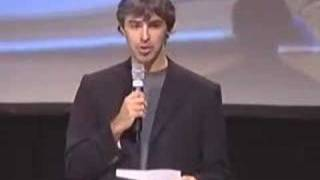Download AAAS 2007 Annual Meeting Plenary Lecture: Larry Page Video