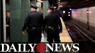 Download Queens Man Arrested For Trying To Push A Straphanger Onto The Subway Tracks Video