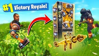 Download TROLLING With The *NEW* Vending Machines In Fortnite Battle Royale Video