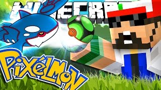 Download Minecraft | Pixelmon | DUSK BALLS VS KYOGRE!! [24] Video