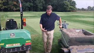 Download Topdressing and Coring Video
