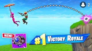 Download *WORLD'S FIRST* Shockwave VS Glider VICTORY! (Fortnite FAILS & WINS #20) Video