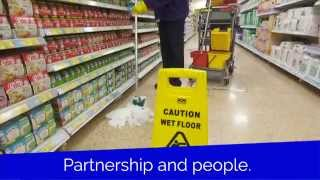 Download Retail Cleaning provided by TC Facilities Management Video