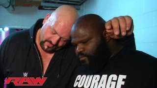 Download 'Brothers from another mother' - Raw Fallout, Oct. 13, 2014 Video