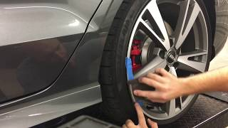 Download CURBED THE RS3! Here's how to repair a scuffed wheel or rim with a DIY video Video