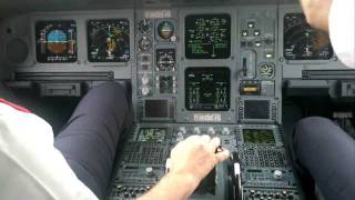 Download Cockpit view Takeoff onboard a Airbus A330 from Guarulhos. Listen to this Sound!!!!! [HD] Video