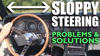 Download Sloppy Steering Syndrome - Problems & Solutions Video
