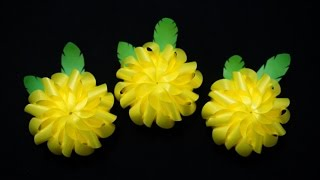 Download สอนพับเหรียญโปรยทาน ดอกเบญจมาศ (Chrysanthemum) Video