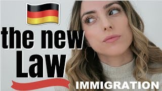 Download GERMANY'S NEW IMMIGRATION LAW | moving and working in Germany Video