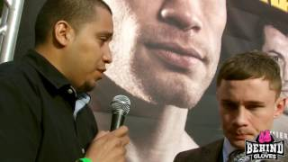 Download FRAMPTON: I KNOW A LOT MORE ABOUT HIM [SANTA CRUZ] NOW AND I'LL BEAT HIM CONVINCINGLY Video