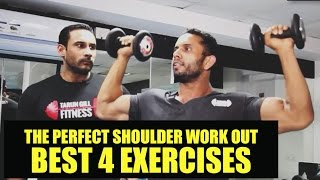 Download The perfect shoulder workout Video