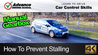 Download How To Prevent Stalling | Learning to drive: Car control skills Video