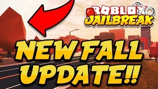 Download ROBLOX JAILBREAK NEW FALL UPDATE!! 🍁 NEW MAP, DONUT SHOP, AND RAMP CHANGES! (Roblox Jailbreak) Video