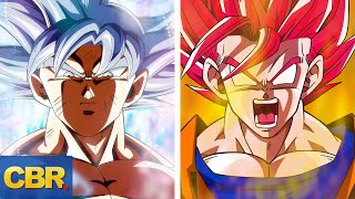 Download 10 Major Saiyan Transformations In Dragon Ball That Changed Everything Video
