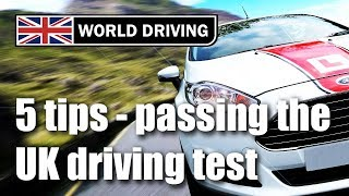 Download Secret to passing your UK driving test 2019? Tips for passing the driving test Video
