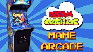 Download The Dream Machine MAME arcade cabinet with Hyperspin Video