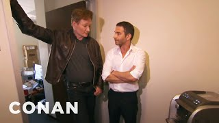 Download Conan Busts Jordan Schlansky & His Elitist Espresso Machine - CONAN on TBS Video