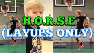 Download H.O.R.S.E (Layups Only) Video