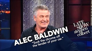 Download Alec Baldwin's Approach To Trump: If You Can't Beat Him, Become Him Video