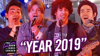 Download The Jonas Brothers: Year 2019 Video