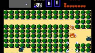 Download NES Longplay - Legend Of Zelda (all hearts, weapons and armors) Video