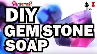 Download DIY Gem Stone Soap, Corinne VS Pin #38 Video