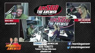 Download Bob Fioretti talks with Amy Jacobson & Bruce Wolf about the race for Cook Co. Board Pres Video