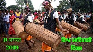 Download The International Day Of The World Indigenous People - Bastar Chhattisgarh Video